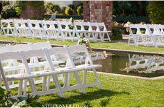 Unique wedding ceremony at Belmond El Encanto in Santa Barbara