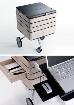 Best designed Mobile Workstation ever!