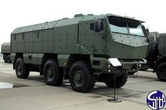 KamAZ-63968 Typhoon 6x6  - Russian Army