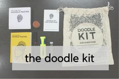 The Design of Doodle Kit