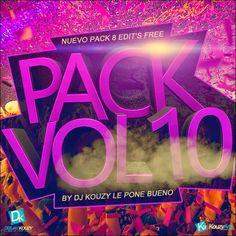 descargar Le Pone Bueno 2014 - Pack Dj Kouzy Vol 10 | Descarga pack de musica remix