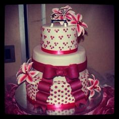 My quince cake!