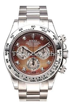 Rolex Daytona 116509 DKLTMD 18K White Gold Automatic Men's Watch Rolex http://www.amazon.com/dp/B00K786EPU/ref=cm_sw_r_pi_dp_lDuWwb05C341Q