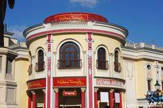 Vienna Prater, Amusement Park, Museum Madame Tussauds Vienna Prater, Madame Tussauds, Amusement Park, Jukebox, Museum, Travel, Entryway, Viajes, Trips