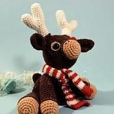 I'm pretty obsessed with Amigurumi. This is one of the blogs I follow: http://freeamigurumipatterns.blogspot.com/2011/12/murray-merry-reindeer.html