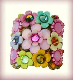 Orly Zeelon Jewelry - The Floral Rosette Ring by orlyzeelon for $77.00