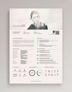 Graphic design resume, Graphic resume, Infographic resume, Resume design, Promotional design, Resume - 16 infographic resume ideas for examples -  #Graphicdesign #resume