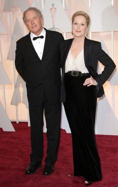 Don Gummer And Meryl Streep At The Oscars 2015