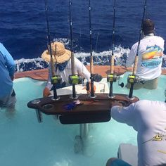 Capt John Bayliss putting in work in Costa Rica!! Looks like he got a bit carried away while backing down.. In the last 2 days they had 123 sailfish bites and 2 blue marlin bites (no information about how many they ended up releasing) by billfish_movement