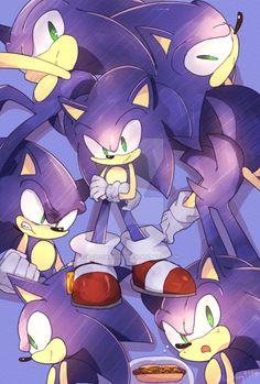 Sonic by on DeviantArt Sonic The Hedgehog, Silver The Hedgehog, Shadow The Hedgehog, Sonic Team, Sonic Underground, Dragon Ball, Super Mario Art, Sonic Franchise, Sonic Adventure