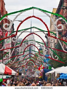 One of my favorite times of the year in NYC...Feast of San Gennaro