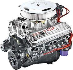 "Chevrolet 5.7L 350 ""Small Block"" V8 HO Deluxe"
