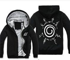 Naruto Hoodie New Anime Uchiha Sasuke Cosplay Coat Uzumaki Naruto Jacket Winter Men Thick Zipper Sweatshirts Anime Jacket, Sasuke Cosplay, Men Closet, Anime Merchandise, Anime Naruto, Hoodie Jacket, Hoodies, Sweatshirts, Winter Jackets