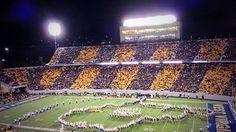WVU Football 2017 Gold Rush, True Blue & Stripe The Stadium Dates Announced For Fans