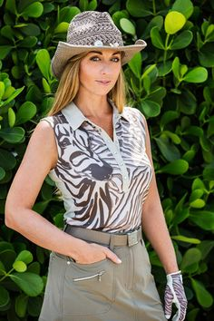 Daily-Sports-2016-Kollektion-FJ-Sommer-Zoey_380x570 Ss16, Lady, Panama Hat, Clothes For Women, Sports, How To Wear, Fashion, Woman, Outerwear Women