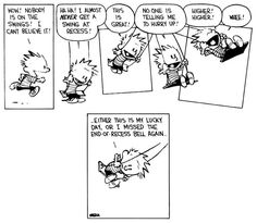 Calvin And Hobbes Wallpaper, Uncle Scrooge, Lucky Day, Tarzan, Hobbs, Comic Strips, Laughing, Comics, Entertainment