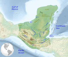 File:Maya civilization location map - geography.svg