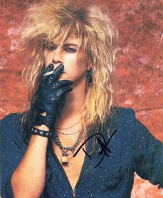 Duff McKagan Signed Autographed 8x10 Photo Guns N Roses COA VD