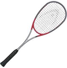 Head 140g squash racquet