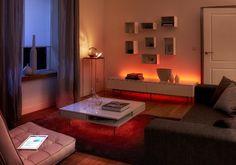 Vind je het ook lastig om de hoeveelheid en kleur van kunstlicht in je interieur te bepalen? Dé oplossing is Philips Hue led-verlichting!