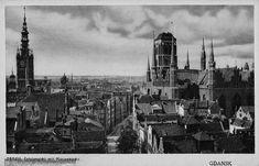 Gdańsk - Dzielnica Śródmieście