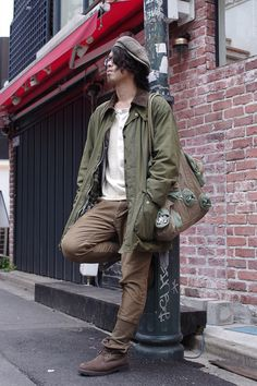 japanese fashion-mori boy