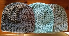 How to make crochet hat / beanie Crochet Beanie Pattern, Crochet Cap, Crochet Girls, Crochet Motif, Diy Crochet, Crochet Patterns, Crochet Winter Hats, Single Crochet, Crochet Clothes