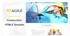 20 Professional Corporate Website Templates