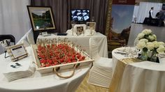 Hoover Country Club. BJCC wedding expo. watermelon, feta cheese, balsamic vinaigrette.