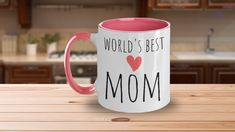 * JUST RELEASED *Limited Time OnlyThis item is NOT available in stores.Guaranteed safe checkout:PAYPAL | VISA | MASTERCARDClick BUY IT NOW To Order Yours!(Printed And Shipped From The USA) Mom Mug, Best Mom, Mugs, Printed, Style, Swag, Cups, Stylus, Mug