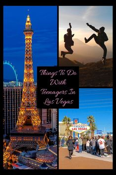 Worried about taking your teenage kids to Sin City? Worry not, there are plenty of fun activities for teens in Las Vegas! Las Vegas Tours, Visit Las Vegas, Las Vegas Nevada, Fun Activites For Teens, Fun Activities, No Worries, Things To Do, Places, Lugares