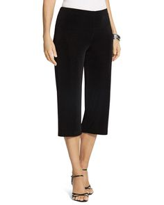 Chico's Meredith Crop Pants #chicos