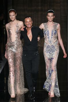 Julien Macdonald Spring 2014 Ready-to-Wear Collection Slideshow on Style.com STUNNING although not the whole collection...