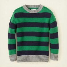 Zebra lining sweater available 4 boys... u can also order it at ur colors choices.. age- 1 yr to 6 yr