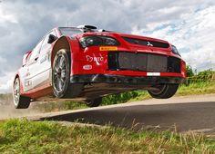 Mitsubishi Lancer WRC 05 Harri Rovanperä / Rally Deutschland 2005