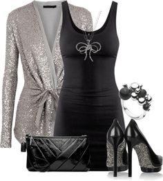 """Rock the New Year"" by lagu ❤ liked on Polyvore"