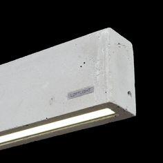 Concrete Line - pendant lamp