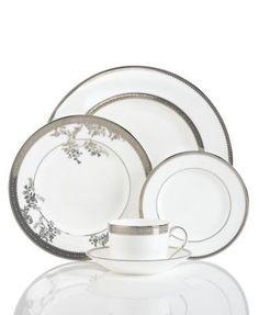 Vera Wang Wedgwood Dinnerware, Lace Collection | macys.com