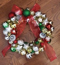 Tutorial:+Ornament+Wreath