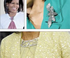 Passage des perles: Brooches, Part Two: Wearing