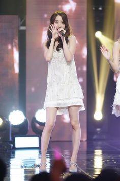Im Yoona - Winner's Stage - Girls' Generation - Lion Heart