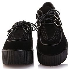 7 Best chunky black shoes images