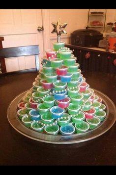 Totally doing this!! Jell-O shots!!