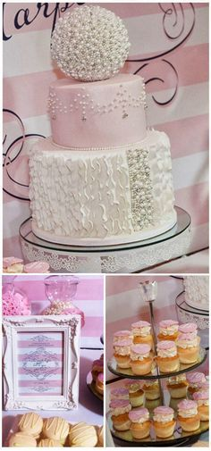 wedding and baptism together cake - Pesquisa do Google