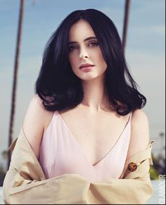 Being all girlie and nice in @glamourmexico ❤️ #glamour #mexico #jessicajones