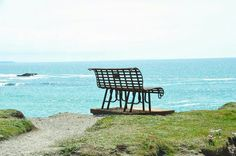The bench has the name Susan Roberts on it. You can see Constantine & Treyarnon .... you have to go there