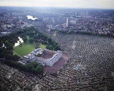 Londres y el apocalipsis climático: 14 postales que podrían convertirse en realidad