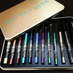 Maybelline Color Show Kohl Liners