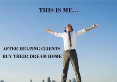 Beyond Real Estate #10: This is me...After helping clients buy their dream home #realestate #agent #realtor #broker #properties #homes #home #business #job #lovemyjob #humour #joke #fun #meme #life #lifechange #changeyourlife #change #sale #client #seller #buyer #online #marketing #digital #smartphone #communication #юмор #недвижимость