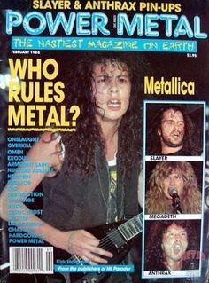 Nice magazine cover
